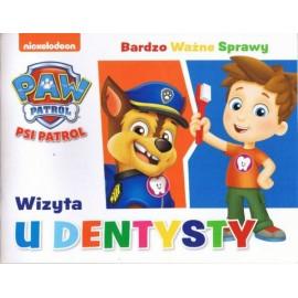 Psi Patrol Bardzo Ważne Sprawy 3 Wizyta u dentysty