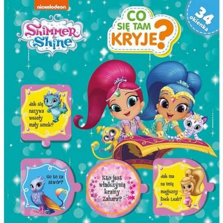 Shimmer & Shine Co się tam kryje? 1