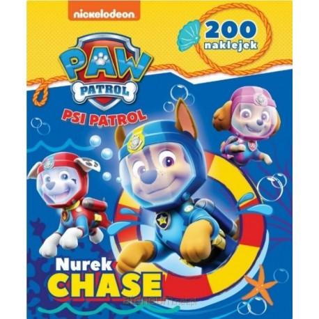 Psi Patrol 200 naklejek Nurek Chase/Zuma cz. 1