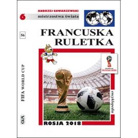Francuska Ruletka FUJI tom56 Rosja 2018
