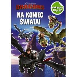 Dragons Naklejaj raz po raz 1