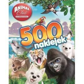 Animal Club 500 naklejek cz. 1