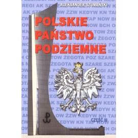 Polskie Państwo Podziemne część 3