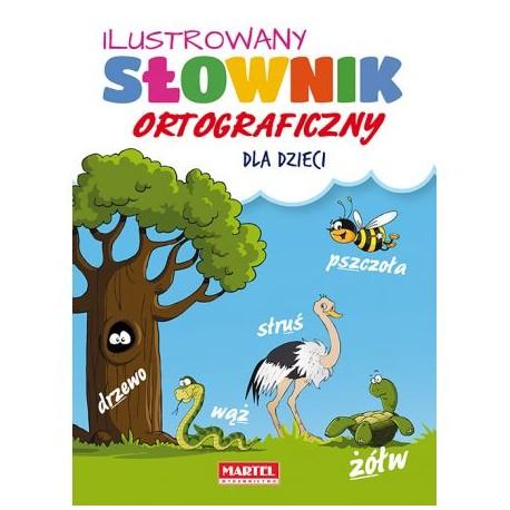 Ilustrowany słownik ortograficzny dla dz