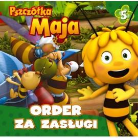 Pszczółka Maja Order za zasługi