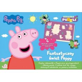Peppa Pig Kraina Puzzli część 1
