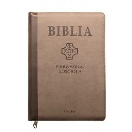 Biblia Pierwszego Kościoła brązowa