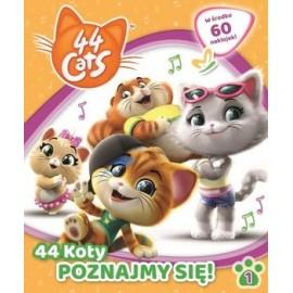 44 Koty Poznajmy się! cz. 1
