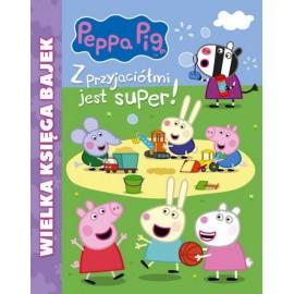 Peppa Pig Wielka księga bajek cz.3