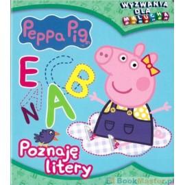 Wyzwania dla malucha Peppa Pig cz. 1