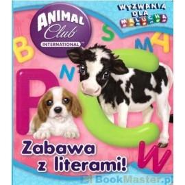 Wyzwania dla malucha Animal Club cz. 1