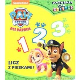 Wyzwania dla malucha Psi Patrol cz. 1