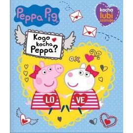Peppa Pig Kocha lubi szanuje cz.1 Co kocha Peppa?