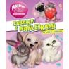 Animal Club Zabawy z naklejkami cz.1 W krainie zwierząt