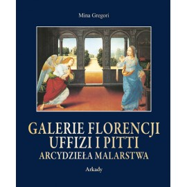 Galerie Florencji Uffizi i Pitti/etui