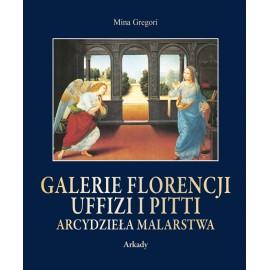 Galerie Florencji Uffizi i Pitti (bez etui)