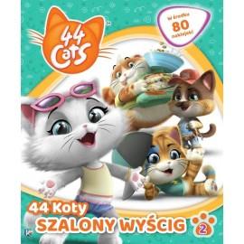44 Koty Szalony wyścig cz. 2