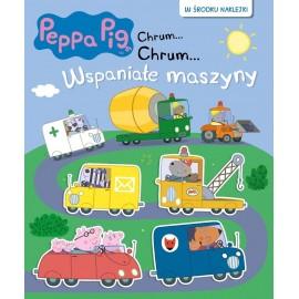 Świnka Peppa Chrum 62 Wspaniałe maszyny