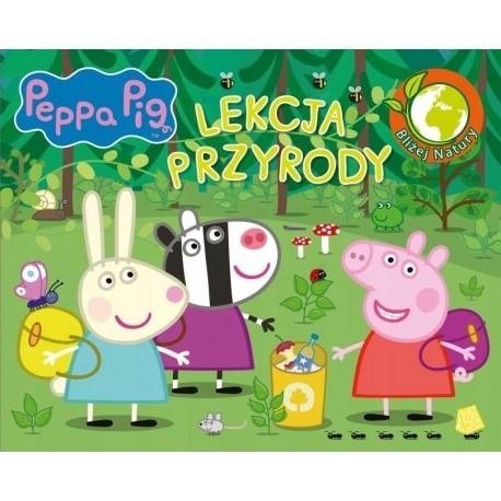 Peppa Pig Bliżej natury cz1 Lekcja przyrody