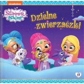 Shimmer & Shine 12 Dzielne Zwierzaczki