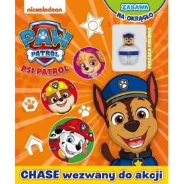 Psi patrol Zabawa na okrągło cz. 1 Chase