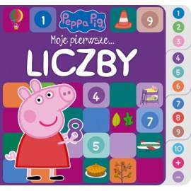 Peppa Pig Moje pierwsze słowa Liczby