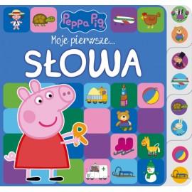 Peppa Pig Moje pierwsze... Słowa
