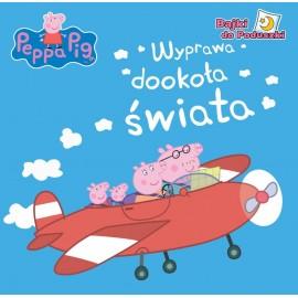 Peppa Pig Bajki do poduszki cz.1 Wyprawa dookoła świata