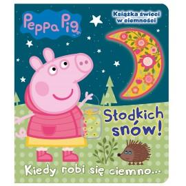 Peppa Pig Słodkich snów! cz. 2 Kiedy robi się ciemno...