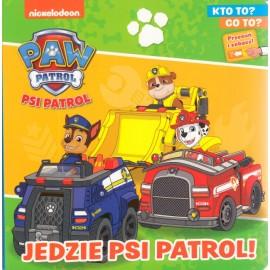 Psi Patrol Kto to? Co to? cz. 1 Jedzie Psi Patrol!