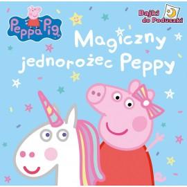 Peppa Pig Bajki do poduszki cz.2 Magiczny jednorożec Peppy