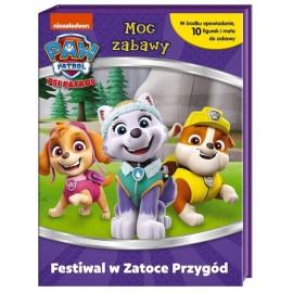 Psi Patrol Moc zabawy Festiwal w Zatoce Przygód