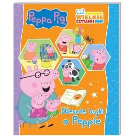 Peppa Wielkie czytanie 1 Wesołe bajki o