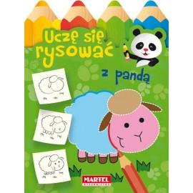 Uczę się rysować z pandą