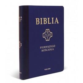 Biblia Pierwszego Kościoła granatowa/190