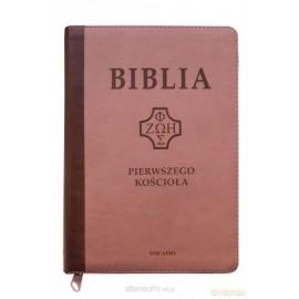 Biblia Pierwszego Kościoła róż wenecki