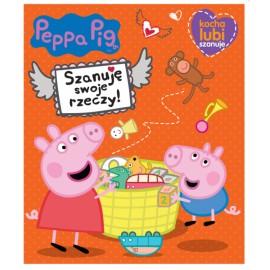 Peppa Pig Kocha lubi szanuje 2 Szanuję swoje rzeczy