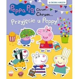 Świnka Peppa Chrum 68 Przyjęcie u Peppy