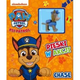 Psi Patrol Pieski w akcji 1 Chase