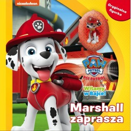 Psi Patrol Witamy w bajce 2 Marshall zaprasza
