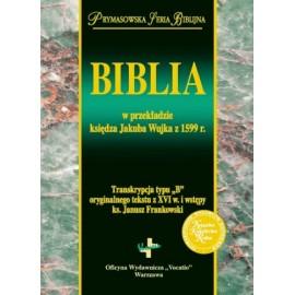 Biblia Wujka