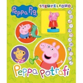 Peppa Pig Stempelkowo 1 Peppa potrafi