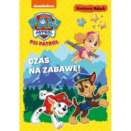 Psi Patrl Kreatywny maluch cz. 1 Czas na zabawę