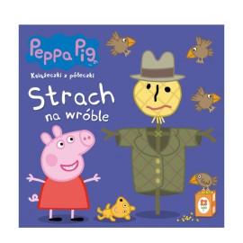 Świnka Peppa Książeczka 70 Strach na wróble