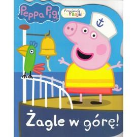 Peppa Pig Przyjaciele z bajki 5 Żagle w górę!