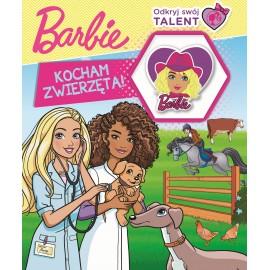 Barbie Odkryj swój talent Kocham zwierzęta!