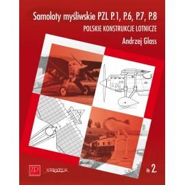 Samoloty myśliwskie PZL P.1,P.6,P.7,P.8