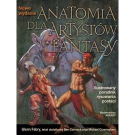 Anatomia dla artystów. Fantasy