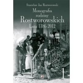 Monografia rodziny Rostworowskich T.1-2