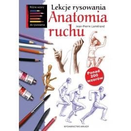 Lekcje rysowania. Lekcje rysowania. Anatomia ruchu